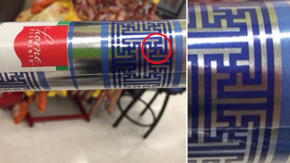 Walgreens In Holiday Hot Water Over Hanukkah Wrapping Paper