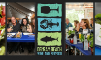 Delray Beach Wine and Seafood Festival