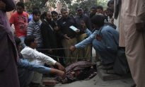 Pakistani Woman Is Stoned To Death By Her Family