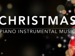 Relaxing Christmas Music.Christmas Music I Piano Music I Instrumental Music I