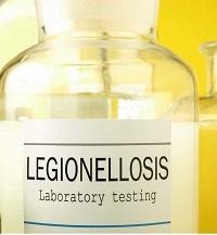 legionella sample