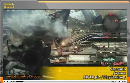 Vanquish Avance GameProTV.com