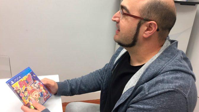 Entrevista a Jon Cortázar de Relevo Videogames