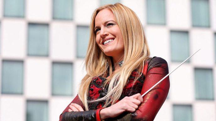 Eimear Noone dirige Videogames Concert, en Bilbao