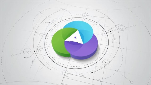Проект After Effects — Architect Logo Reveal