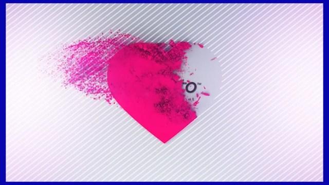 Проект After Effects — Disintegration Logo Reveal
