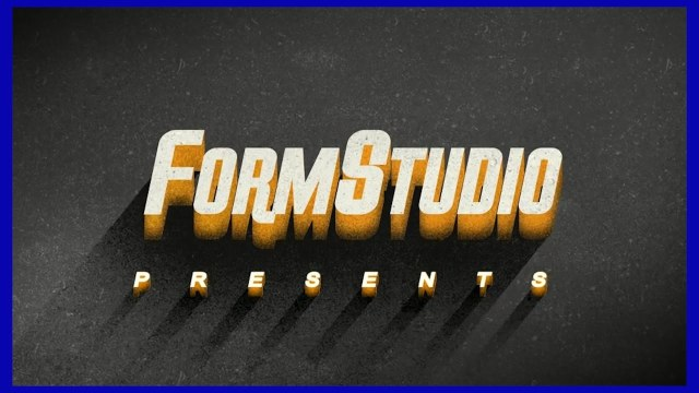 Проект After Effects — Long Shadow Titles & Logo Pack