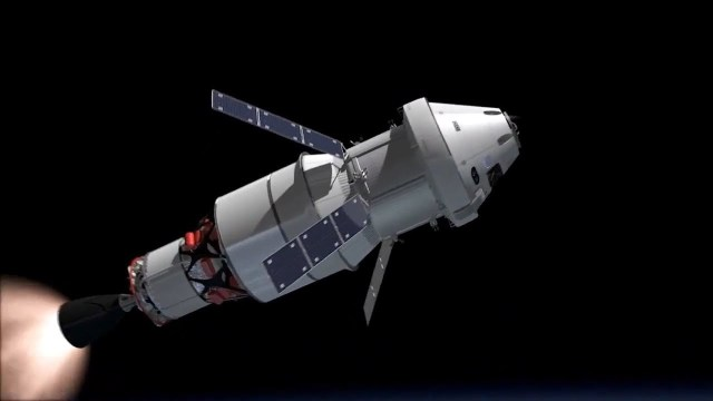 ФУТАЖ КОСМИЧЕСКИЙ КОРАБЛЬ NASA — HD 720p