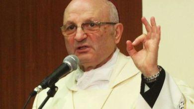 """Photo of Nola – Il vescovo Depalma, """"La vita canta la Pasqua"""""""