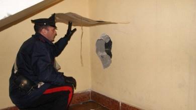 """Photo of Quarto – Sventato dai carabinieri colpo alle poste della """"banda del buco"""""""