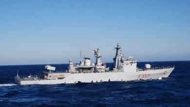 """Photo of Napoli – Porto: sosta Navi della """"Scuola comando navale"""" della Marina Militare"""