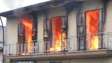 Photo of Moschiano – Incendio in abitazione: nonno salva figlia e nipotina
