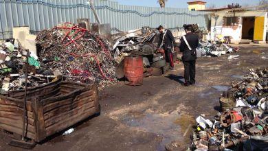 Photo of Pomigliano d'Arco – Sversavano rifiuti speciali in via Cimitero, 14 denunciati