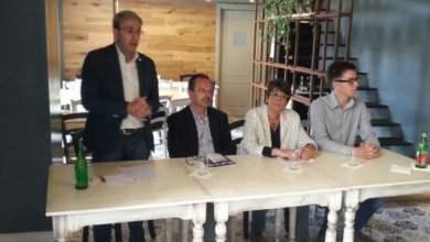 Photo of Nola – Elezioni, Vitale, Tripaldi e Cutolo insieme per il cambiamento