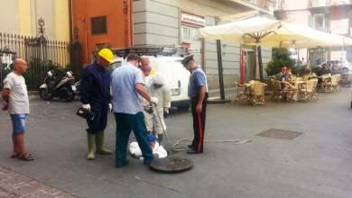 Photo of Napoli – Scoperti collegamenti tra condotte 3 fognarie realizzate da malfattori