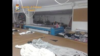Photo of Poggiomarino – Sequestrato opificio clandestino per la produzione abbigliamento per bambini