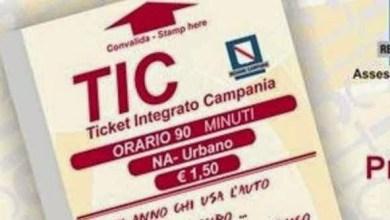 Photo of Campania – Dal 1 gennaio 2015 nuovo ticket per i trasporti pubblici
