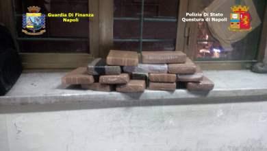 Photo of Napoli – Sequestrati 14 kg di cocaina: operazione congiunta GdF e Polizia di Stato