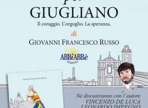 """Photo of Giugliano – Presentato il libro """"In corsa per Giugliano – Il coraggio. L'orgoglio. La speranza"""""""
