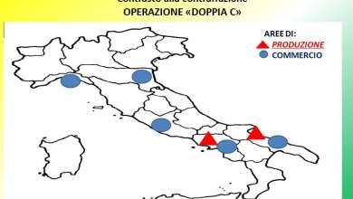 """Photo of Salerno – Operazione anticontraffazione """"Doppia C"""": perquisizioni e sequestri sul territorio nazionale"""