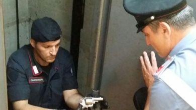 """Photo of Napoli – Controlli dei carabinieri: rinvenute pistola e munizioni, rimosse telecamere installate all'ingresso del parco """"Conocal"""""""