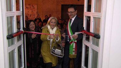 "Photo of Palma Campania – Vico, inaugurato l'istituto ""Antonio De Curtis"""