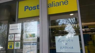 Photo of Saviano – Blitz armato all'Ufficio Postale: bottino da 120mila euro