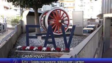 Photo of Campania – EAV, siglata transazione: ripartono i cantieri
