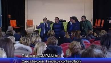 Photo of Palma Campania – Caso Tubercolosi: il sindaco incontra i cittadini