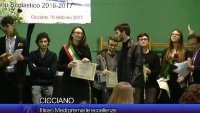 Photo of Cicciano – Il Liceo Medi premia le eccellenze