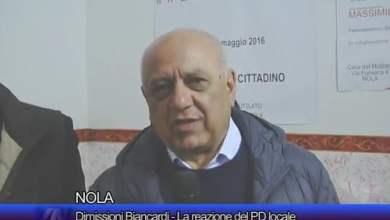 Photo of NOLA – Dimissioni Biancardi: la reazione del Pd locale