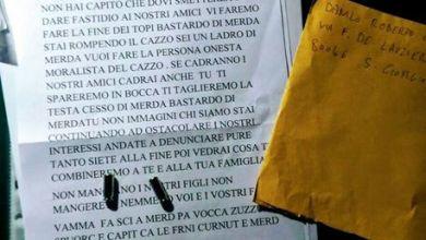 Photo of San Giorgio a Cremano – Proiettili e intimidazioni nella lettera a Cascone