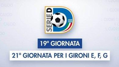 """Photo of Serie D – Girone H, 19a giornata: per la testa c'è il """"fattore"""" Campania"""