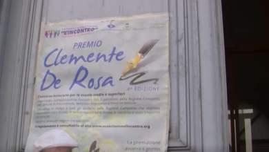 """Photo of Roccarainola – 4° Edizione per il Premio """"Clemente De Rosa"""""""