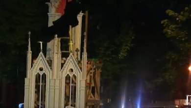 Photo of Cimitile – Rissa durante i gigli spogliati: annullata la Festa