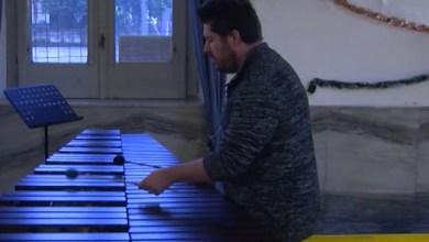 Photo of Nola – Marimba masterclass: gli studenti incontrano Theodor Milkov