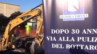 """Photo of Scafati – Grande Progetto fiume Sarno: si parte dal """"Bottaro"""""""