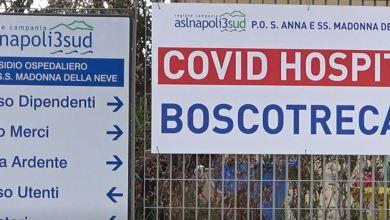 Photo of Boscotrecase – migliora la situazione al Covid Hospital