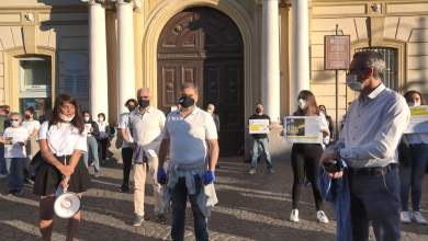 Photo of Pompei – Flash mob per il Sarno