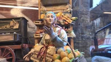 Photo of Napoli – San Gregorio Armeno: partiti i primi presepi per le regioni