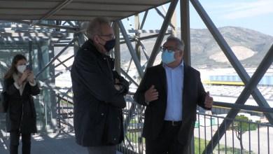 Photo of Nola, Il Prefetto Valentini in visita al Cis-Interporto