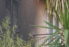 Photo of Nola , Rione Gescal – Abitazioni inagibili dopo l'incendio