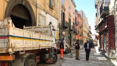 Photo of Acerra, Centro storico – Al via i lavori in via del Pennino