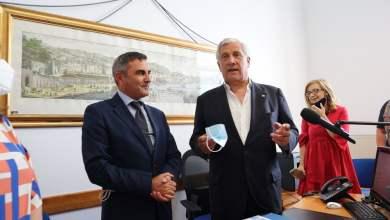 Photo of Trecase – Antonio Tajani incontra l'amministrazione comunale