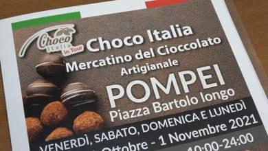 """Photo of Pompei – In città approda il """"Choco Italia in tour"""""""