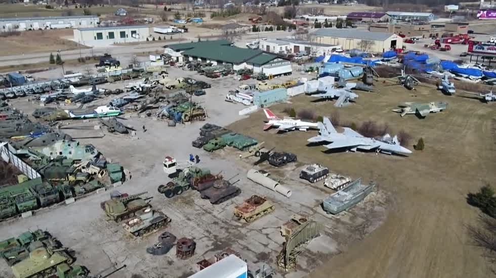 Image result for russell military museum