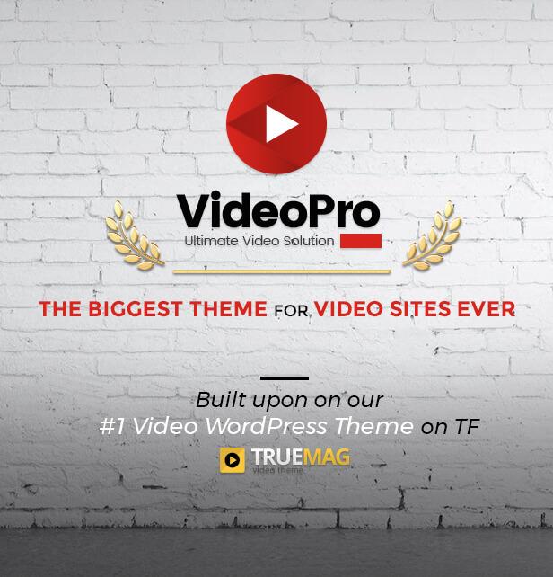 VideoPro - Video WordPress Theme - AZ-emarketing