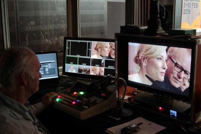 Live Regie und Livestream