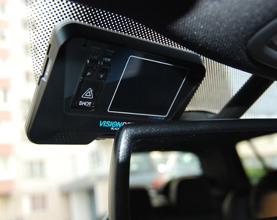 Крепление автомобильного видеорегистратора 1