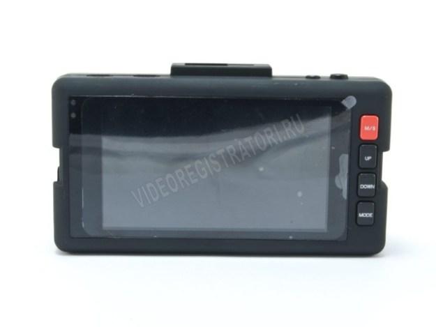 Двухканальный видеорегистратор QStar ST9 Double V